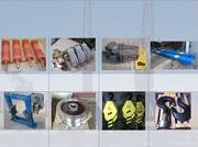 Крановые: крюки,  колеса, барабаны, балки, подвески, ТКГ, ТЭ и др