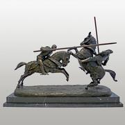 Рыцарский бой