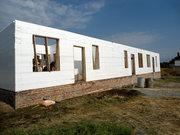 строительство эконом домов