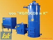 Производим котлы на твердом топливе от 100 до 2000 кВт (Украина)