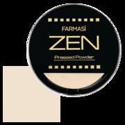 Компактная пудра ZEN (Farmasi)