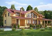 Деревянные дома под ключ  в Харькове,  Киеве,  Днепропетровске,  Полтаве