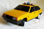Лада Самара 1500,  моделька ВАЗ-2109,  Электроприбор,  в хорошем состояни