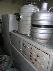 Установка вакуумного напыления пленок УВН-71П-3