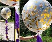 Воздушные шарики на выписку из роддома,  Харьков