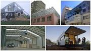 Строительство и ремонт дач,  зданий и сооружений независимо от сезона