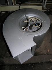 Продам вентиляционные улитки с двигателем ДАТ и АСД-3