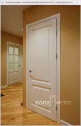 Міжкімнатні двери з ясеню в классичному стилі від DoorWooD™,  замовити.