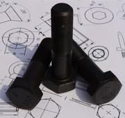 Продам болты М14 высокопрочные шестигранные