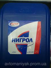 Нигрол масло трансмиссионное Продам