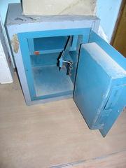 Продам несгораемый сейф ШхВхГ – 600х785х475