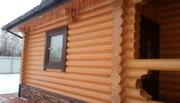 Реставрация сруба. Ремонт деревянного дома