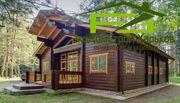 Покраска деревянных домов,  срубов