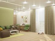 Дизайн интерьера квартир,  офисов,  магазинов