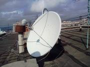 Антенны спутникового ТВ различной комплектации - установка
