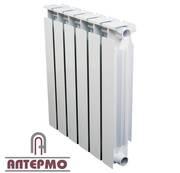 Радиатор биметаллический АЛТЕРМО- 7 500*96 с доставкой по Украине
