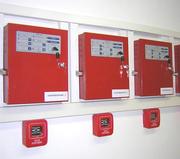 Установка, монтаж пожарной сигнализации на предприятиях и т.д.