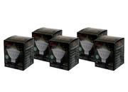 Акционное предложение из 5 светодиодных ламп MR16,  220V 6W