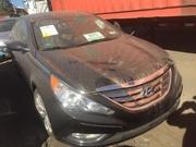 Hyundai Sonata 2013 пригоню авто под ключ