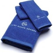 Полотенца с вышивкой на заказ,  рисунок логотип на полотенце