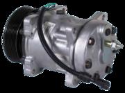 Компрессор кондиционера для DAF CF 65: Sanden SD7H15 4009