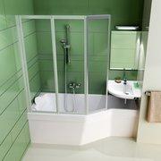 Акриловая ассиметричная ванна RAVAK BE HAPPY 150x75 (L/R) в Харькове