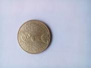 монета 70 лет великой победы