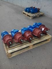 Мотор-редуктор 3МП-100 и 3МП-125