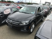 Фольксваген бу дешево Volkswagen Tiguan 2012