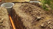 Выкопать сливную яму,  септик,  канализацию в Харькове и области