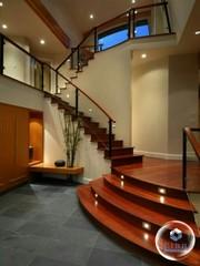 Лестницы из дерева и металлна под заказ