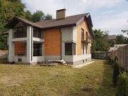 Дом новый без ремонта.