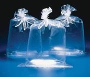 Мешки пищевые прозрачные  65х100 см,  70 мкм