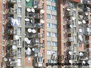 Качественная установка спутниковых антенн Харьков и ближний пригород.