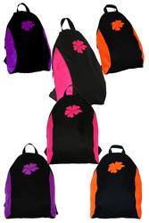 Новые модели рюкзачков в виде капли,  яркие рисунки и оригинальные цвет