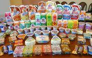 Молочные продукты Белоруссия марка Бабушкина Кринка