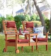 Садовая мебель на заказ в Харькове и области