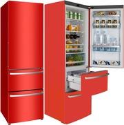 Быстрый и качественный ремонт холодильников ;  мировых производителей