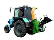 Машины рубильные МР (рубилка,  веткорез) (4-20 м³/ч)