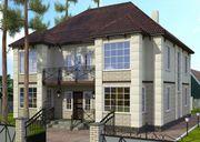 Индивидуальное проектирование загородных домов,  коттеджей,