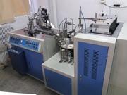 Продам машину для производства бумажных стаканчиков ТМ12