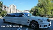 Прокат лимузина VIP авто в Харькове Avtoritet Car