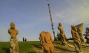 Экскурсия Святогорск ,  Лавра с ближними меловыми пещерами ,  Изюм