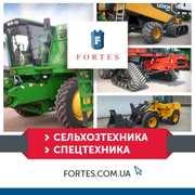 Сельхозтехника и спецтехника из Европы,  США,  доставка по Украине