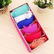 Органайзер для хранения одежды 6 ячеек