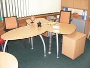 Офисная мебель для персонала под заказ в Харькове и области.