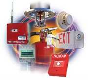 Противо-пожарные системы. Системы видео-наблюдения