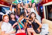 Аренда Party Bus прокат на девичник день рождения Пати Бас Харьков