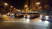Акция аренда лимузина и дискотеки Party Bus Харьков