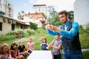 Фокусник аниматор на детский праздник,  день рождения. Харьков